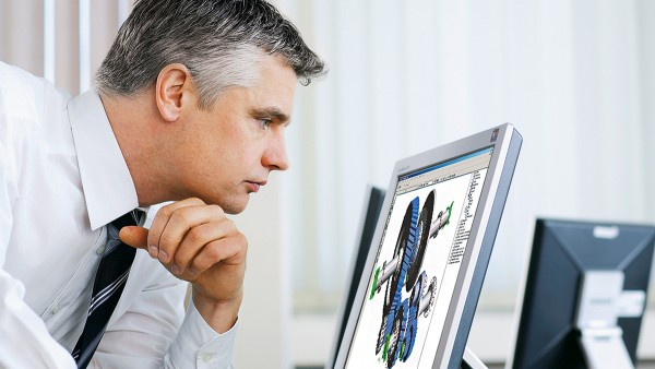 Schaeffler places great emphasis on working together as partners, such as when calculating and designing the bearings.