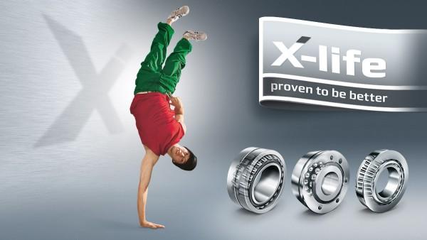 Scheaffler X-life