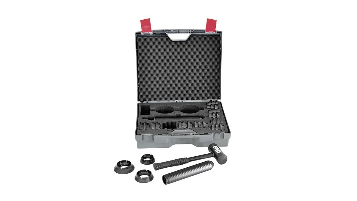 Schaeffler vedligeholdelsesprodukter: Mekanisk værktøj