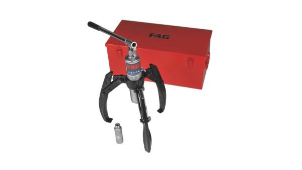 Schaeffler vedligeholdelsesprodukter: Mekanisk værktøj, Hydrauliske aftrækkere