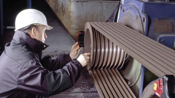 Schaeffler vedligeholdelsesservice: Afbalancering og opretning