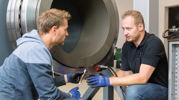 Schaeffler vedligeholdelsesservice: Teknisk rådgivning