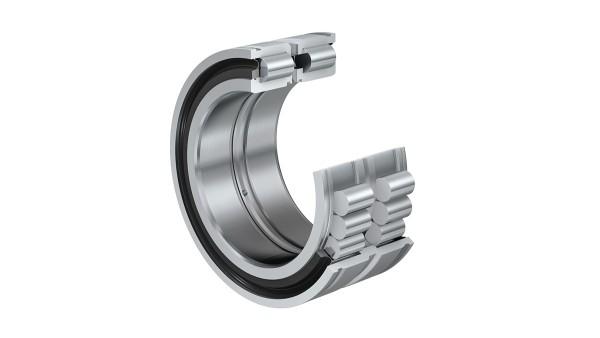 Schaeffler rulningslejer og glidelejer: Fuldradede cylindriske rullelejer med to noter i yderringen