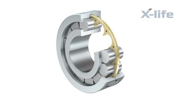 Schaeffler rulningslejer og glidelejer: Cylindriske rullelejer med lav friktion